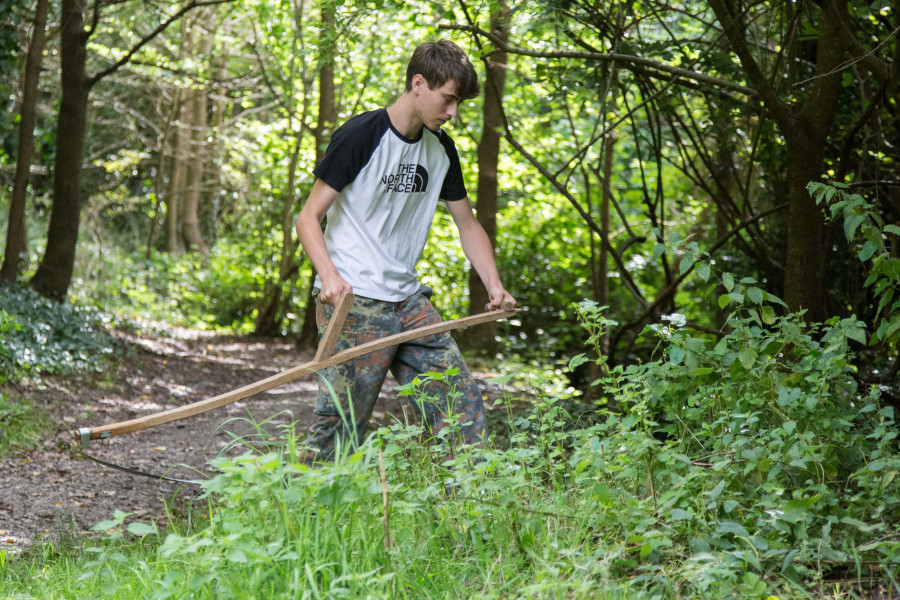 Northern Slopes Conservation Volunteers (16-25 year olds)