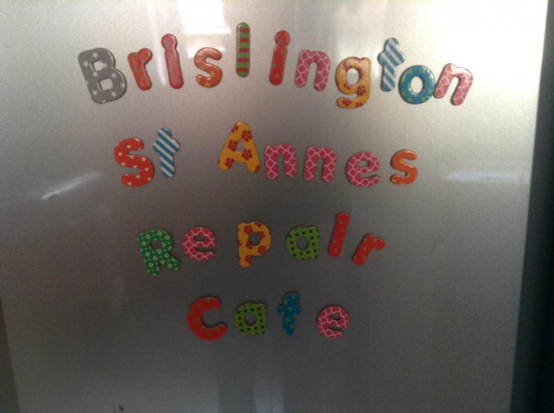 BS4 Repair Cafe  Monthly 3rd Saturday of the month