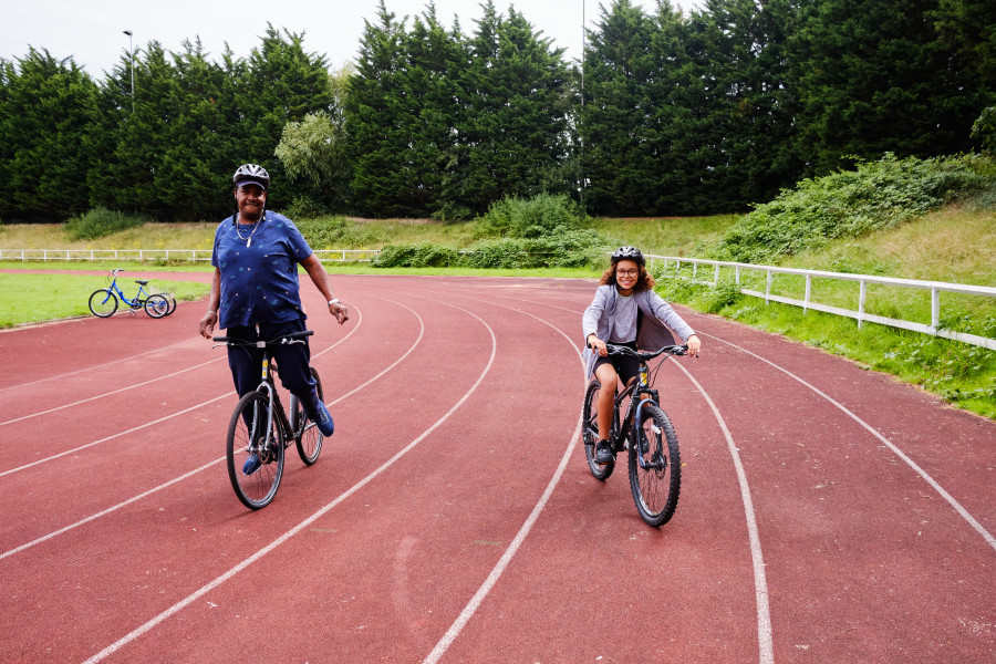 Assistant Cycle Instructor - Bristol Family Centre (Hengrove)